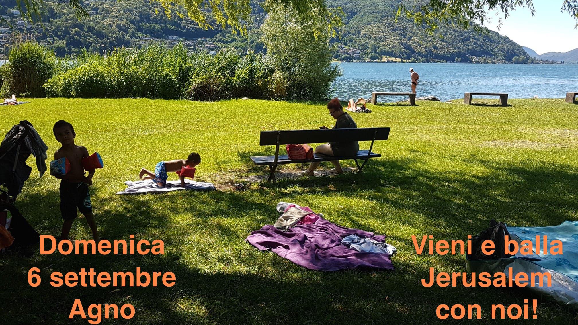 Pic-nic al Lago - Agno